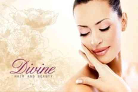 Divine - Pamper Package with Facial - Save 50%