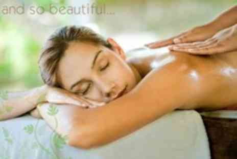 and so beautiful... - One Hour Massage with Swedish or Relaxation Therapy  - Save 60%