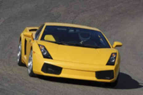 VIP UK Experience Days - Three  lap touring car a supercar & touring car - Save 53%