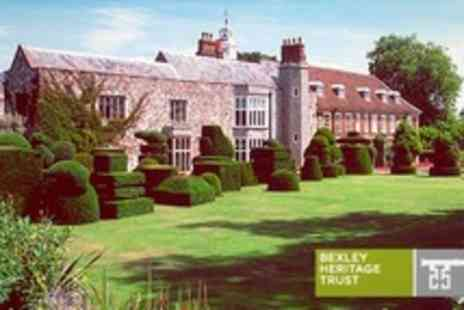Bexley Heritage Trust - Family Annual Ticket To Gardens - Save 50%