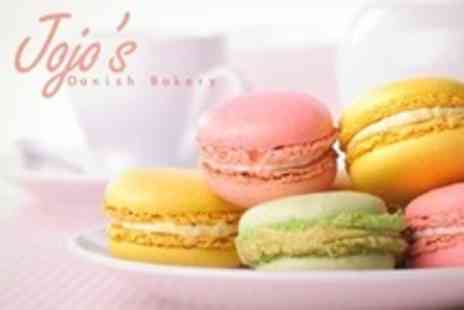 Jo Jos Danish Bakery - 2.5 Hour Macaron Making Class For One - Save 52%