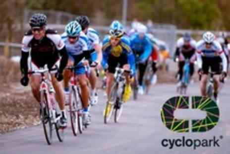 Cyclopark - Three Month Individual Pass For Bike Circuit, Trails, BMX Pump Track and Cycloplay - Save 24%