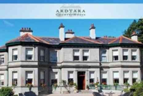 Ardtara Country House - Two Night Stay For Two With Breakfast and Bottle of Wine - Save 52%