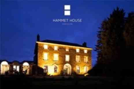 Hammet House - Two Night Stay For Two With Breakfast, Prosecco, Tea and Cakes - Save 52%
