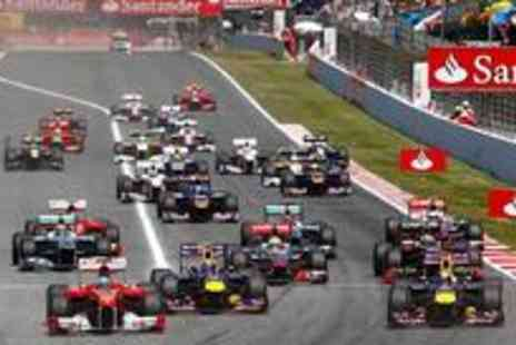 Clear Sky Holidays - Two night Formula 1 2013 Spanish Grand Prix break - Save 50%