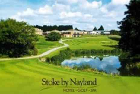 Stoke By Nayland Hotel - Two Night Stay For Two With Breakfast - Save 51%