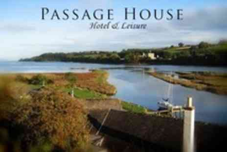 Passage House Hotel - Two Night Stay For Two With Three Course Dinner, Mulled Wine and Breakfast - Save 57%