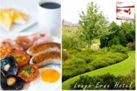 Lough Erne Hotel - One Night Stay For Two With Breakfast and Chocolates - Save 57%