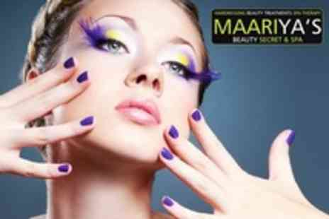 Maariyas Beauty Secret and Spa - Icon Gel Manicure - Save 61%