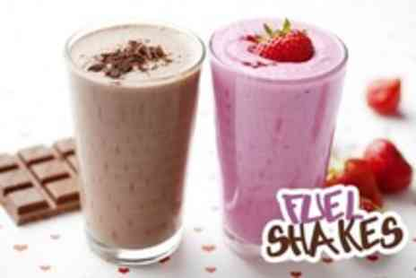 Fuel Shakes - Shakes and Smoothies for Two - Save 53%