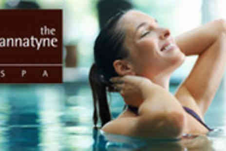 Buyagift - Bannatyne Spa day for two including treatment - Save 50%