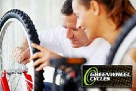 GreenWheel Cycles - Basic Bicycle Service - Save 50%