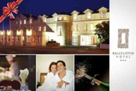 Ballyliffin Hotel - Two Night Stay For Two With Cream Tea, Champagne, and Four Course Dinner - Save 17%
