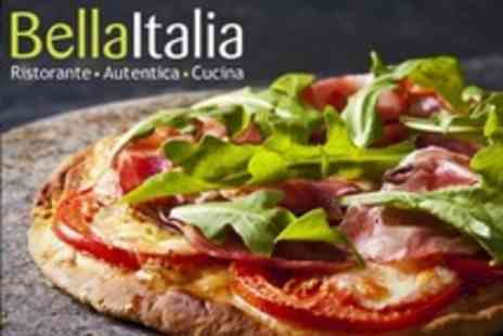 Bella Italia - £10 for £20 Worth of Takeaway Italian Food - Save 50%
