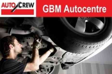 GBM Autocentre - 54 Point Car Service Including Oil Change - Save 61%