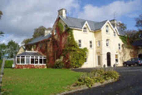 Buyagift - Ireland getaway for two to charming 18th century country house - Save 55%