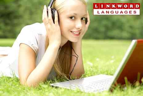 Linkword Languages - £30 instead of £109.97 for a foreign language course - learn French, Spanish, German & more - Save 73%