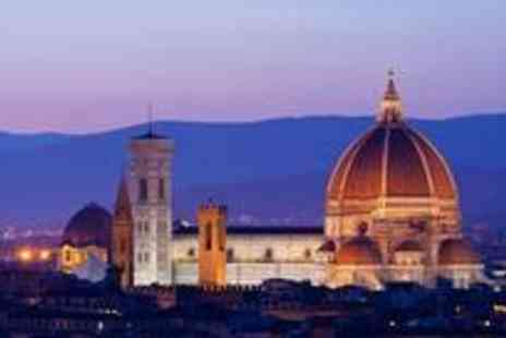 Fleetway Travel - Two night holiday to Florence staying including return flights - Save 43%