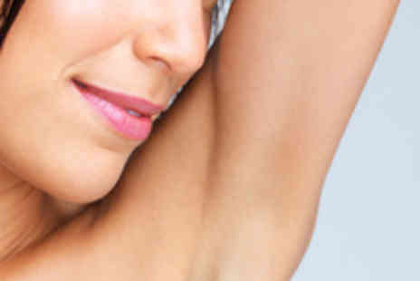 The Sun Lounge - Six Sessions of IPL Hair Removal on One Area - Save 77%