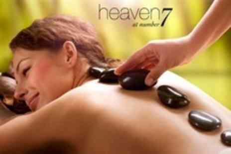 Heaven at Number 7 - One Hour Aromatherapy or Swedish Massage - Save 65%