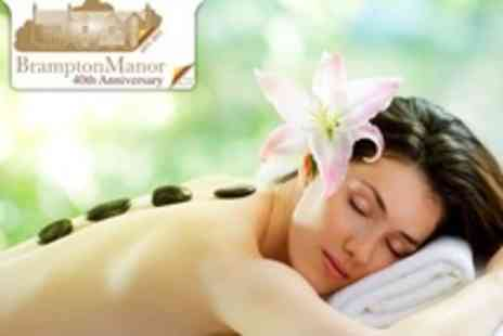 Brampton Manor - Spa Access For Two - Save 60%