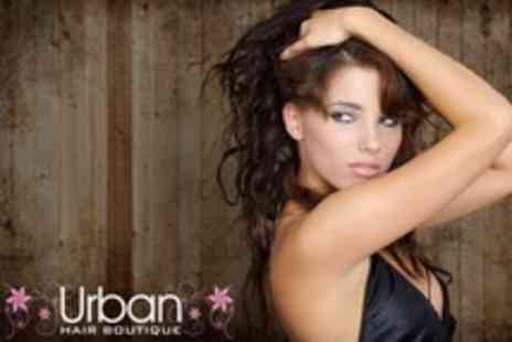 Urban Hair Boutique - Wash, Cut and Restyle With Intensive Conditioning - Save 63%