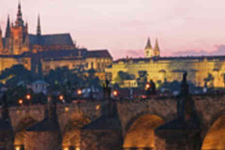 IW holidays - City break to Prague including return flights and breakfast - Save 67%