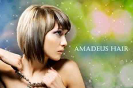 Amadeus Hair - Wash, Cut and Blow Dry - Save 56%