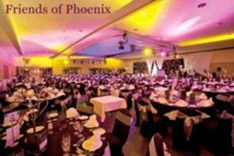 Friends of Phoenix - Ticket to Spencers Red Velvet Charity Ball - Save 50%