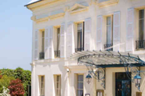 Pavillon Henri IV - Overnight Stay for Two People in a Deluxe Double Room - Save 39%