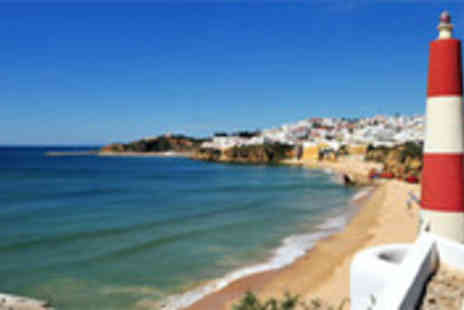 IW holidays - Self catering getaway for two to the Algarve - Save 63%