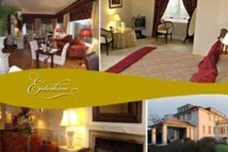 Enterkine House Hotel - One Night Stay For Two With Gourmet Dinner, Cream Tea and Breakfast - Save 54%