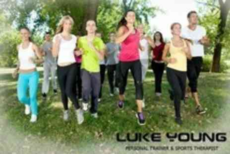 Luke Young Personal Trainer - Five 60 Minute Boot Camp Sessions For One - Save 71%