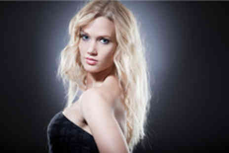 Shh Straight Hair - Full head of 16 micro ring human hair extensions - Save 82%