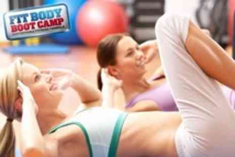 Fit Body Bootcamp Scotland - Four or Eight Weeks Full Access Bootcamp Package For One  - Save 86%