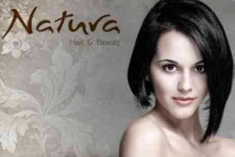 Natura Hair & Beauty - Brazilian Keratin Blow Dry - Save 50%