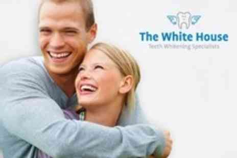 The White House - Laser Teeth Whitening - Save 61%