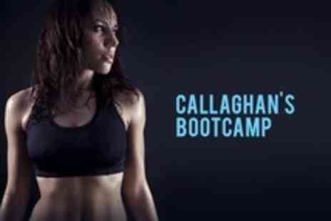 Thomas Callaghan Bootcamp - One Month of Bootcamp Sessions  - Save 50%