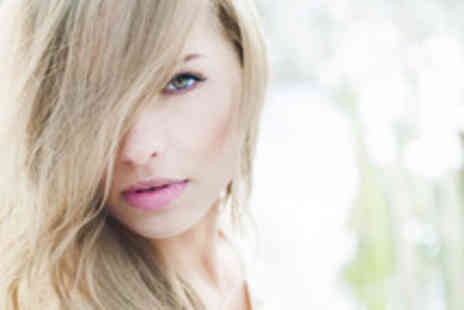 Salon two Hairdressing - Full head of foil highlights or a full head of colour plus a cut and finish - Save 64%