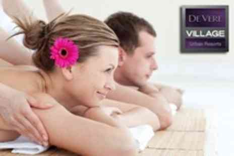 De Vere Village Urban Resort - Spa Day For One With Treatments - Save 58%