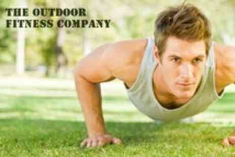 The Outdoor Fitness Company - One Boot Camp Months of Sessions - Save 53%
