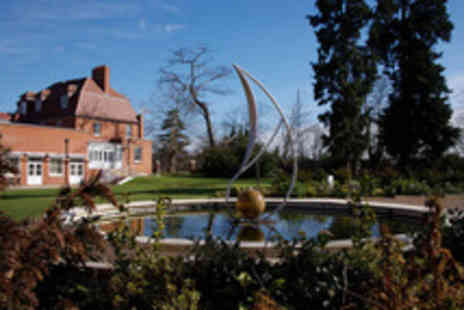 Pinewood Hotel - Nights stay for 2 inc breakfast health club use & dinner - Save 35%