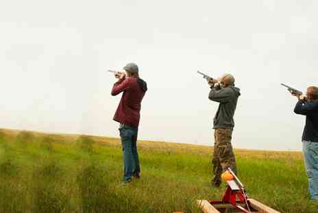 Madrenaline - Laser Clay Pigeon Shooting For 1 Manchester - Save 67%