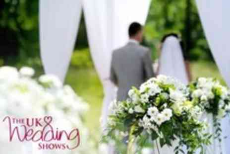 The UK Wedding Shows - Admission For Two to Wedding Show - Save 13%