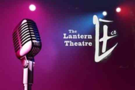 The Lantern Theatre - Comedy Show Entry For Two - Save 50%