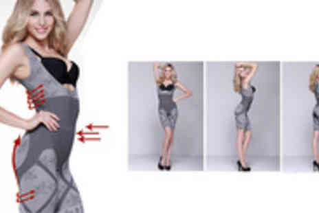 Global Imports and Marketing - Create your perfect silhouette with this super slimming body suit - Save 59%
