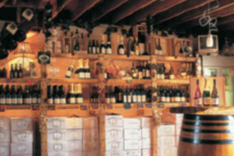 Chiltern Valley Winery - Two Hour Tour of Winery Including Wine Tasting - Save 70%