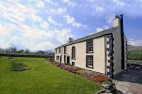 New House Farm - Cumbria Lake District Luxury New House Farm Stay for 2 - Save 51%