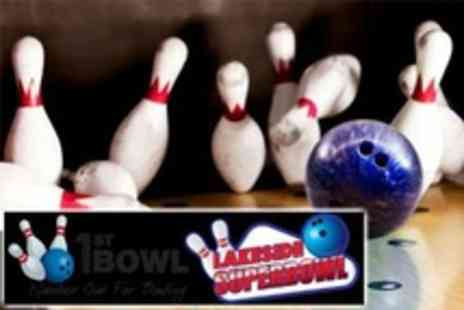 1st Bowl Lewisham - Bowling For Six People - Save 20%