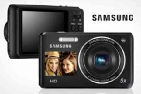 Hanaco - Dual Screen Samsung DV90 16MP Digital Camera - Save 30%